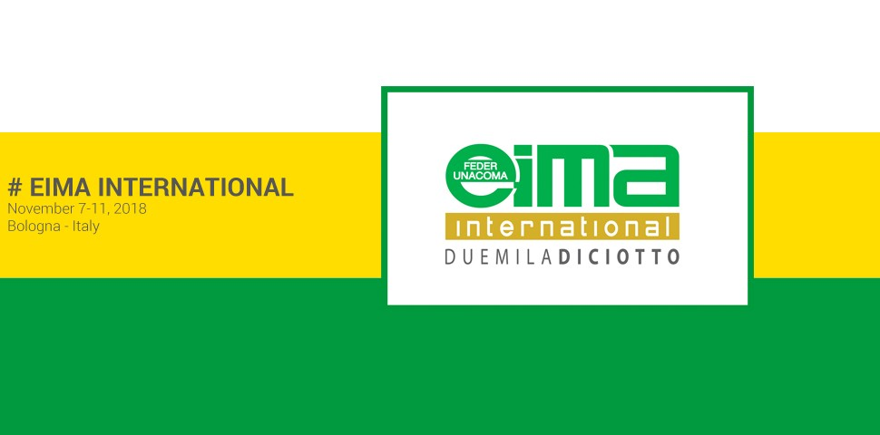 EIMA INTERNATIONAL - 2018 - BOLOGNA